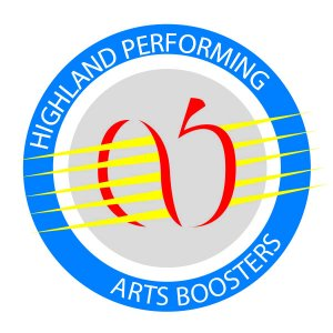 Highland Performing Arts Boosters Custom Shirts & Apparel